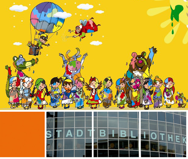 ViVaVostok: Bosnische Kinderliteratur
