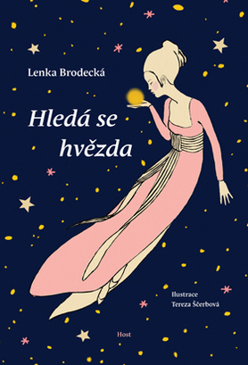 Hledá se hvězda (Suche einen Stern) Book Cover