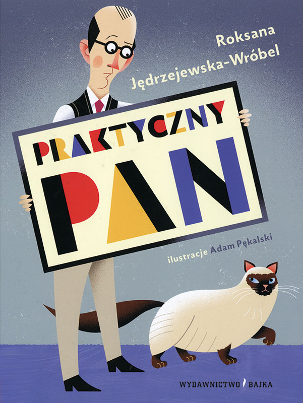 Praktyczny pan (Der praktische Herr) Book Cover
