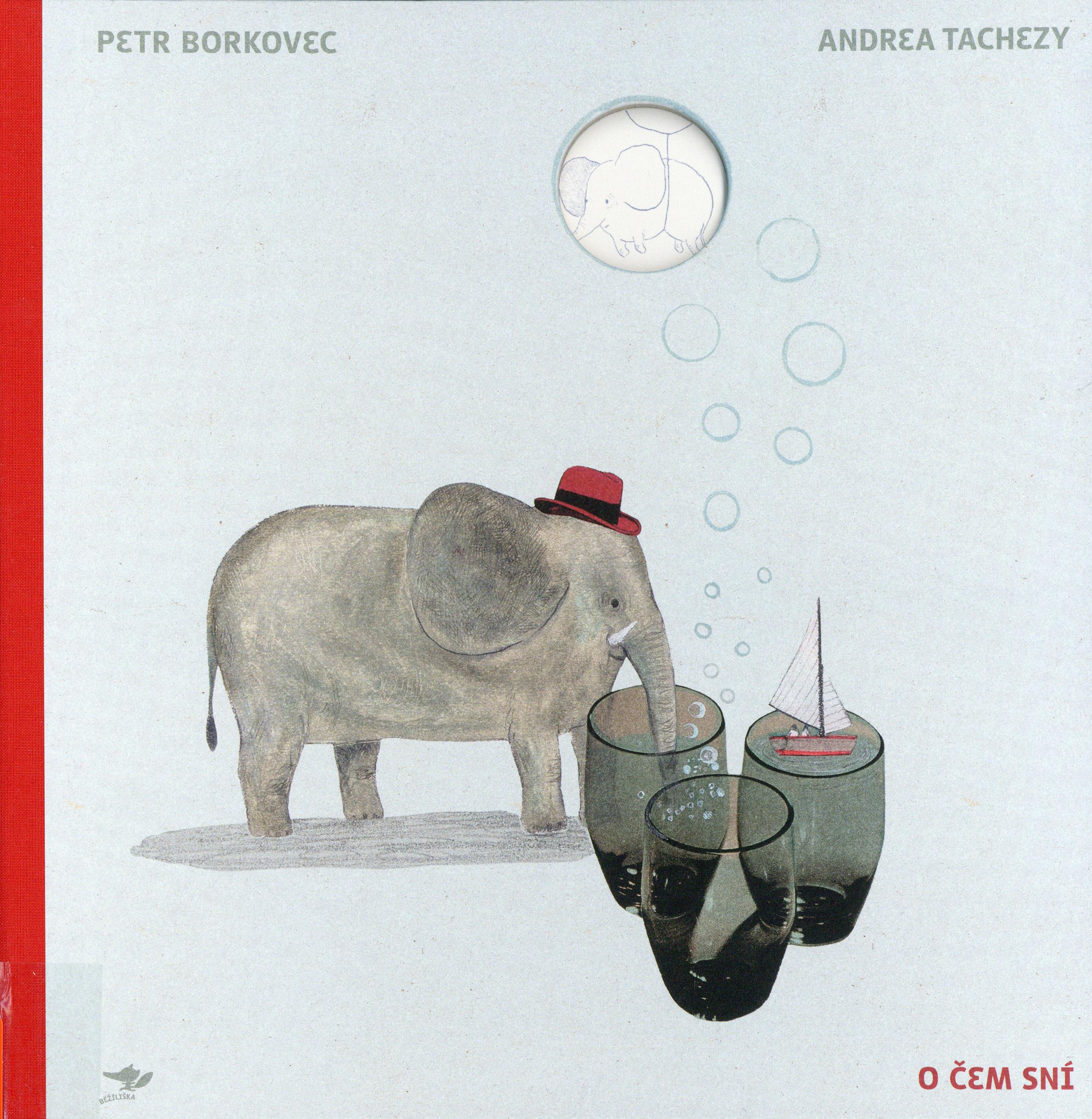 O čem sní (Wovon sie träumen) Book Cover