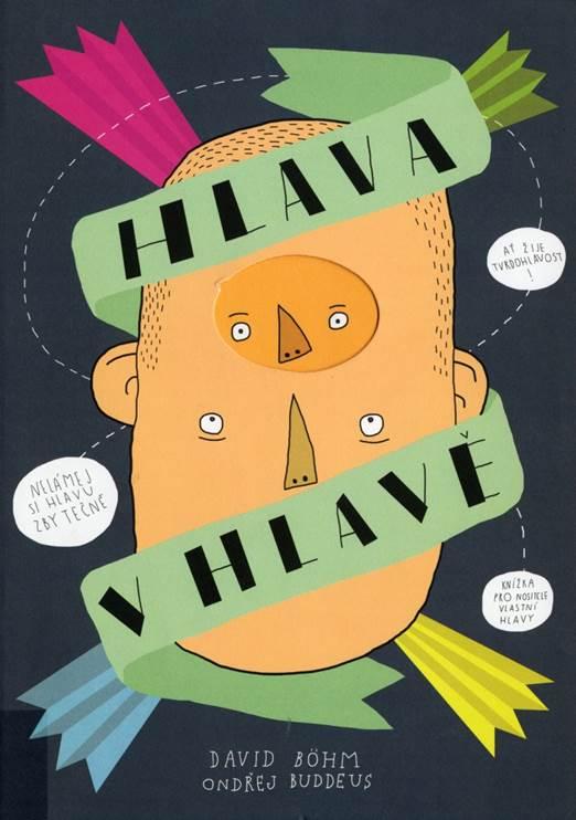 Hlava v hlavě (Kopf im Kopf) Book Cover