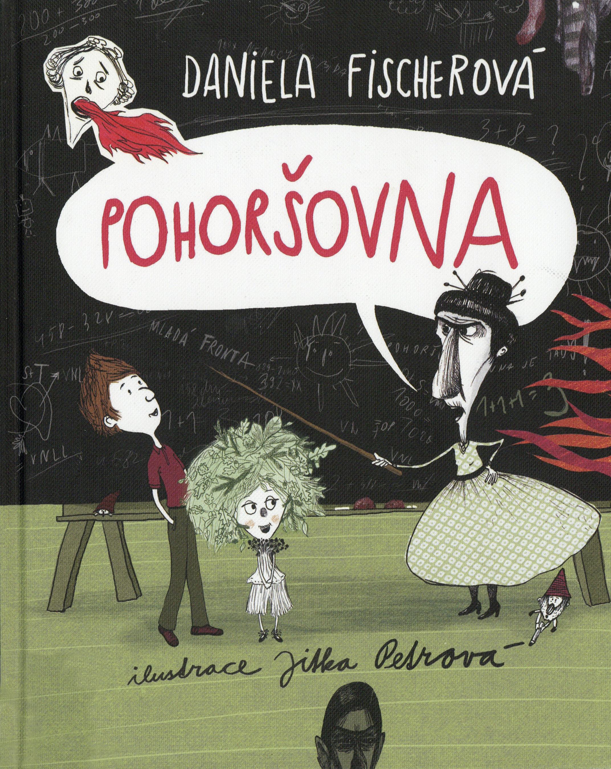 Pohoršovna (Die Verschlechterungsanstalt) Book Cover
