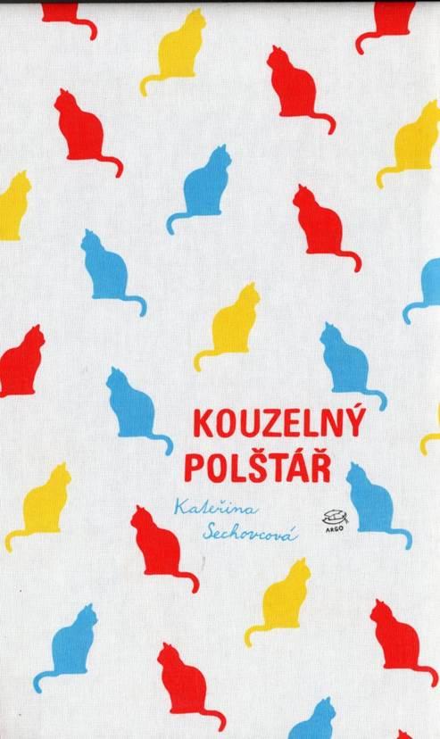 Kouzelný polštář (Das magische Kissen) Book Cover
