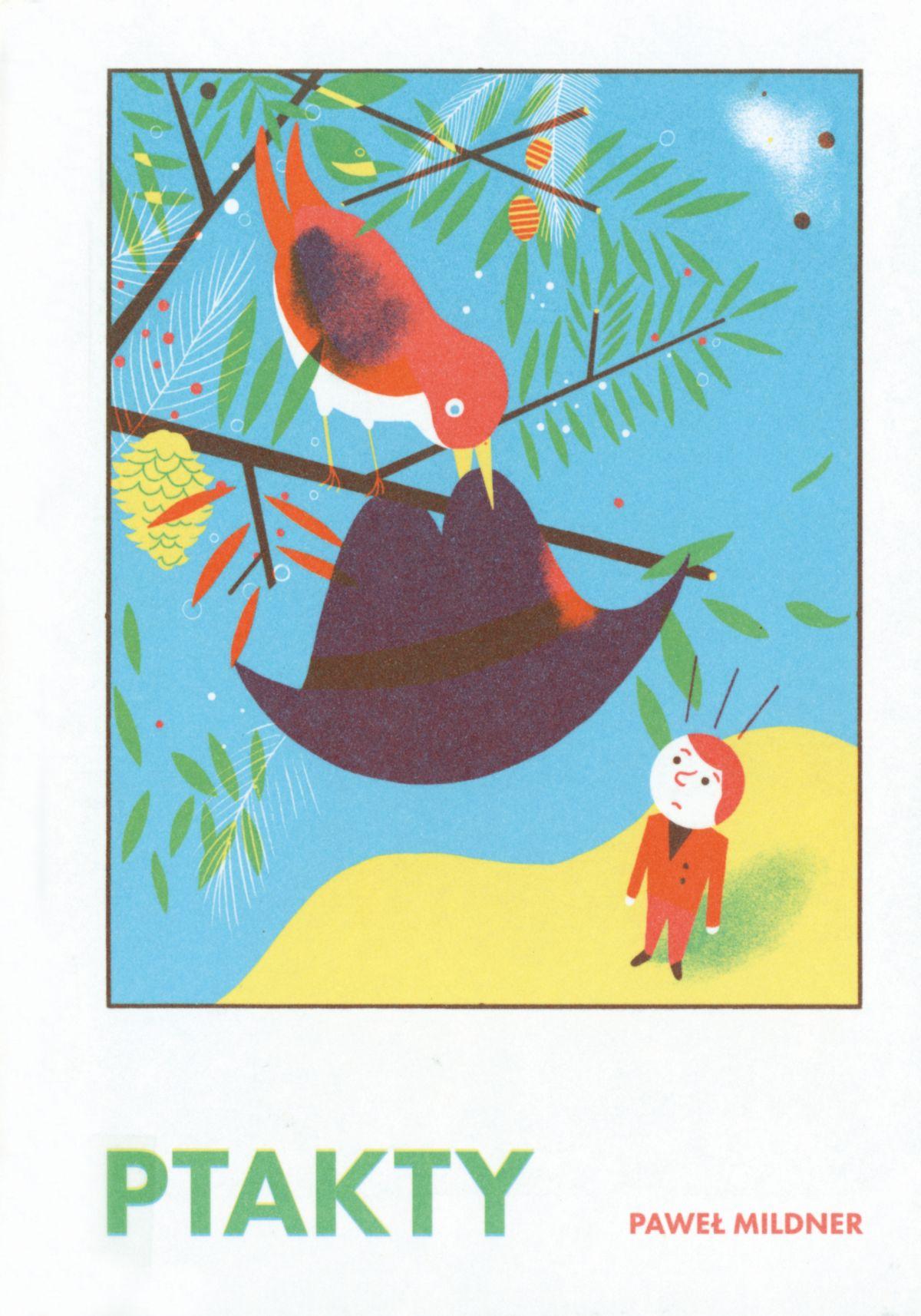 Ptakty (Nachrichten-Gezwitscher) Book Cover