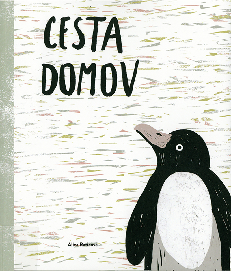 Cesta domov (Der Weg nach Hause) Book Cover