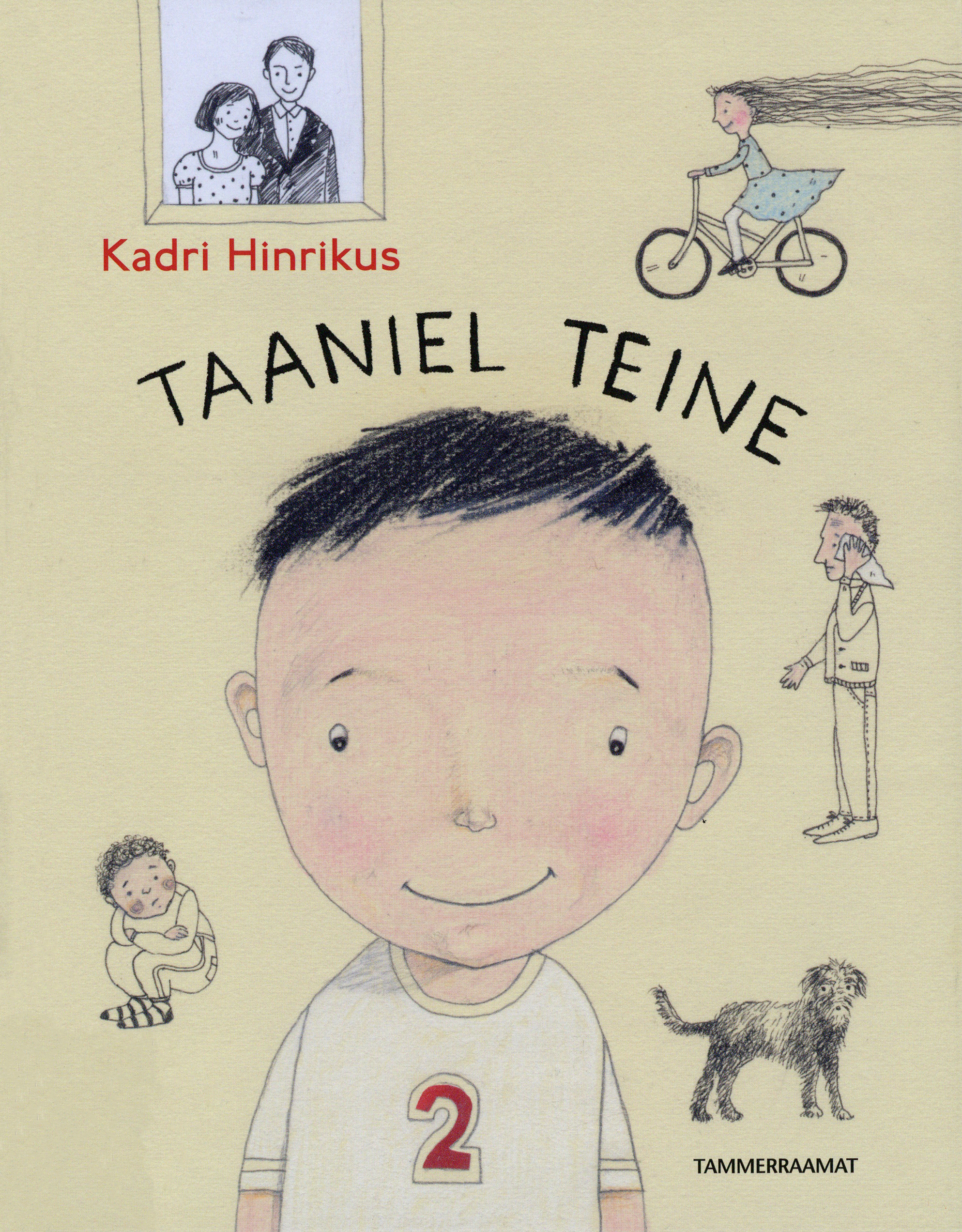 Taaniel Teine Book Cover