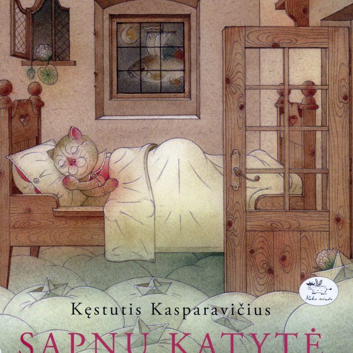 Litauen |Kestutis Kasparavičius: Die Traumkatze