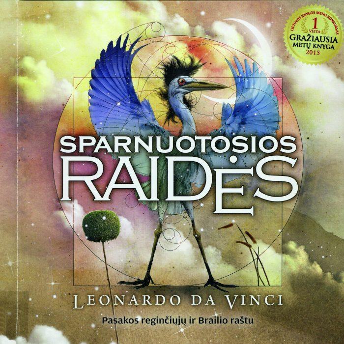 Litauen | Leonardo Da Vinci Leonardo und Vilmas Narečionis: Geflügelte Buchstaben