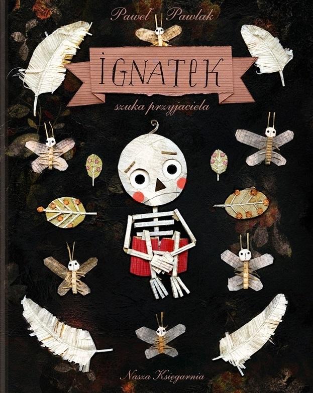 Ignatek szuka przyjaciela (Ignatek sucht einen Freund) Book Cover