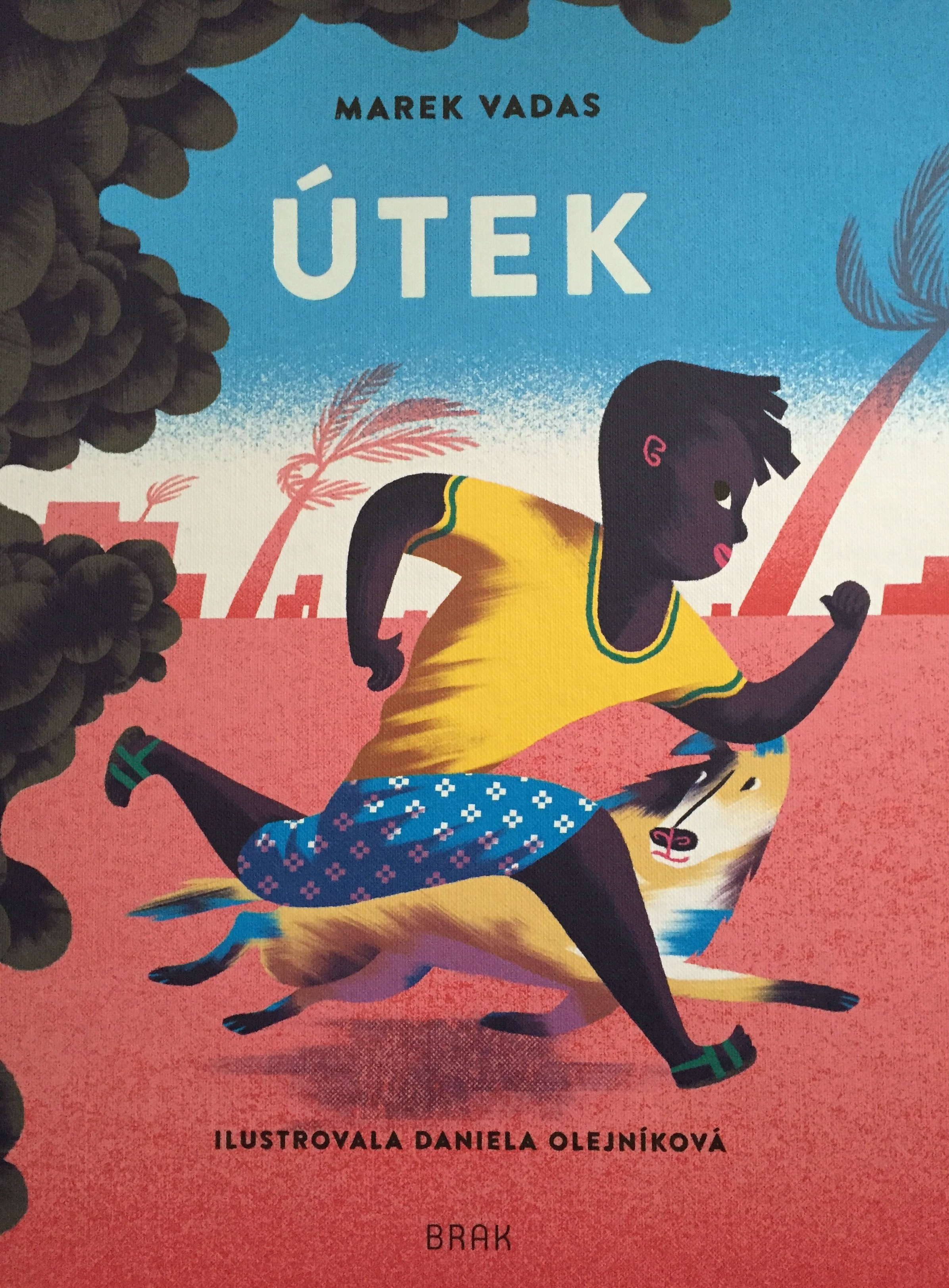 Útek Book Cover