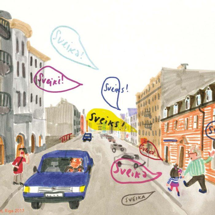 ViVaVostok: mutig, mutig!? – Bern entdeckt Literatur aus Osteuropa