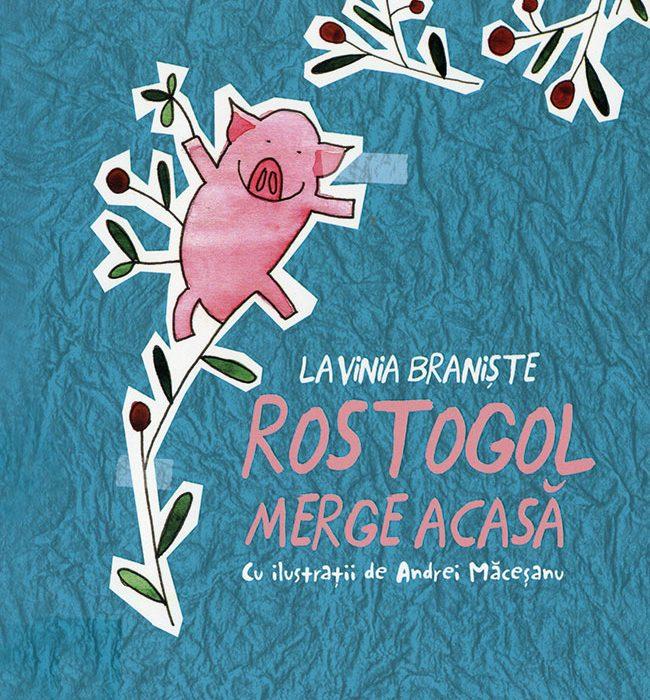 "Rumänien |Lavinia Braniște und Andrei Măceşanu ""Rostogol geht nach Hause"""