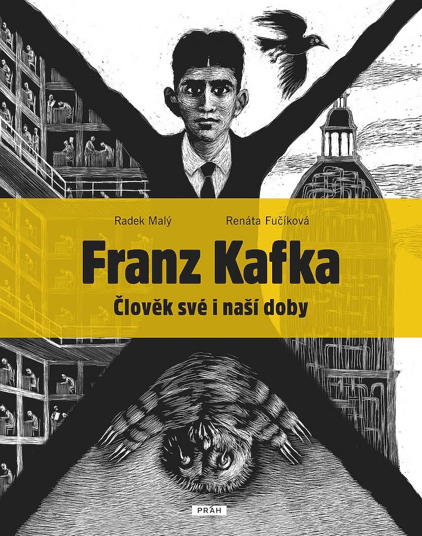 Franz Kafka. Člověk své i naší doby (Franz Kafka. Ein Mensch seiner und unserer Zeit) Book Cover