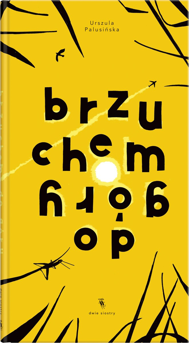 Brzuchem do góry (Bauch oben) Book Cover