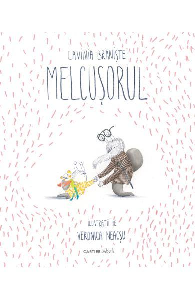 Melcuşorul (Kleine Schnecke) Book Cover
