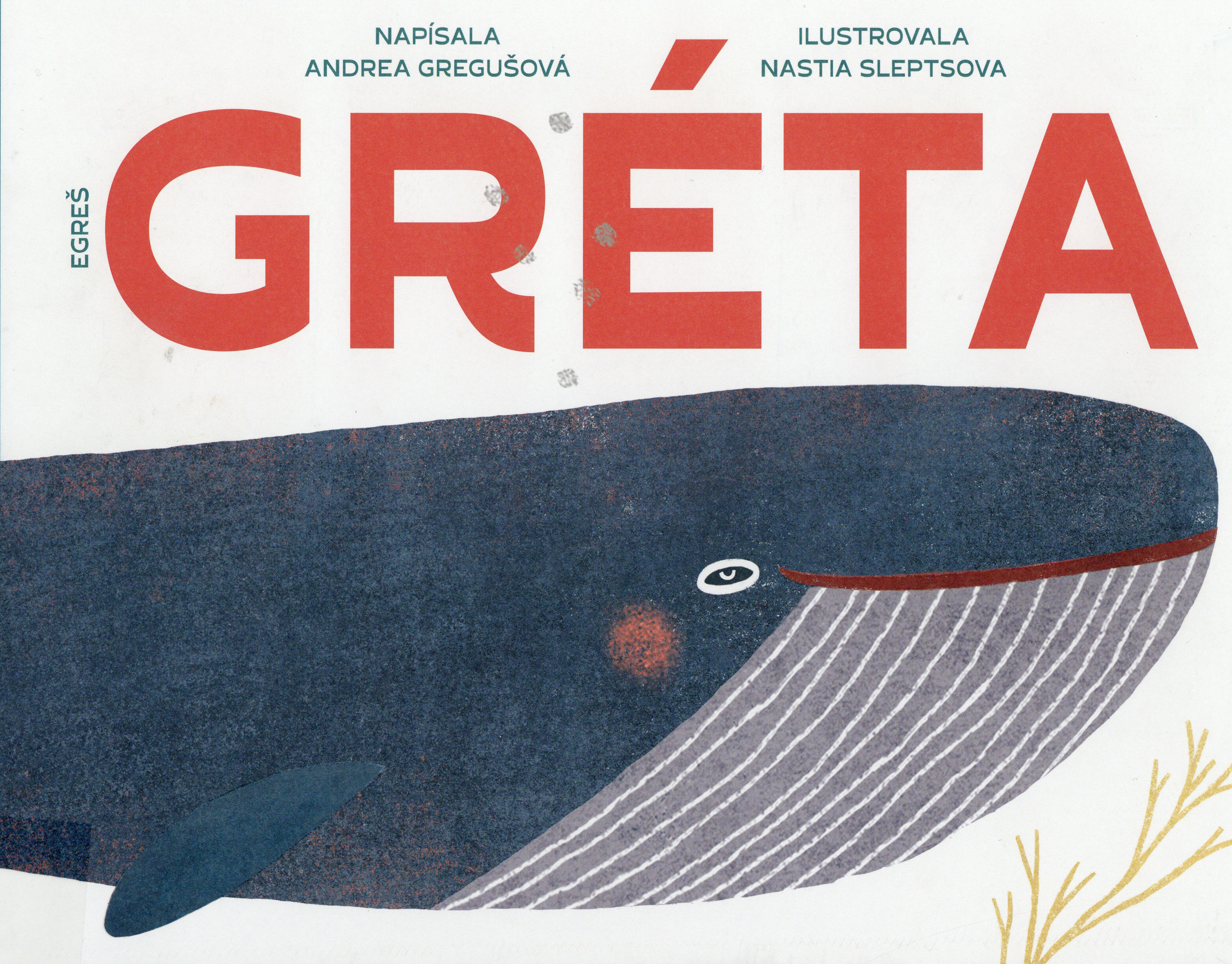 Gréta Book Cover