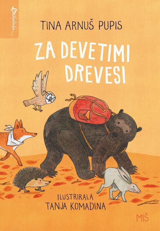Za devetimi drevesi (In einem weit entfernten Wald) Book Cover
