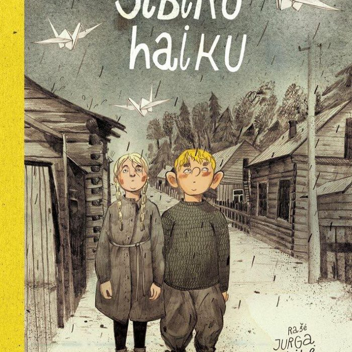 "Litauen | Lina Itagaki und Jurga Vilė ""Sibirisches Haiku"""