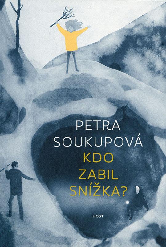 Kdo zabil snížka? (Wer hat Schneeflocke getötet?) Book Cover