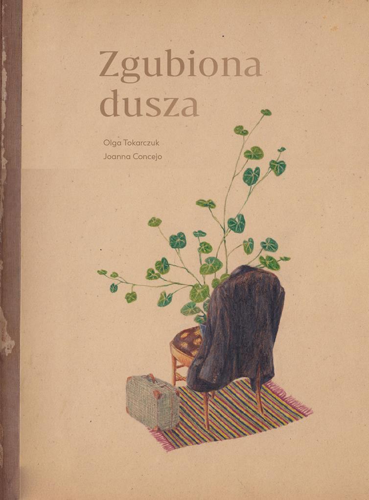 Zgubiona dusza (Die verlorene Seele) Book Cover