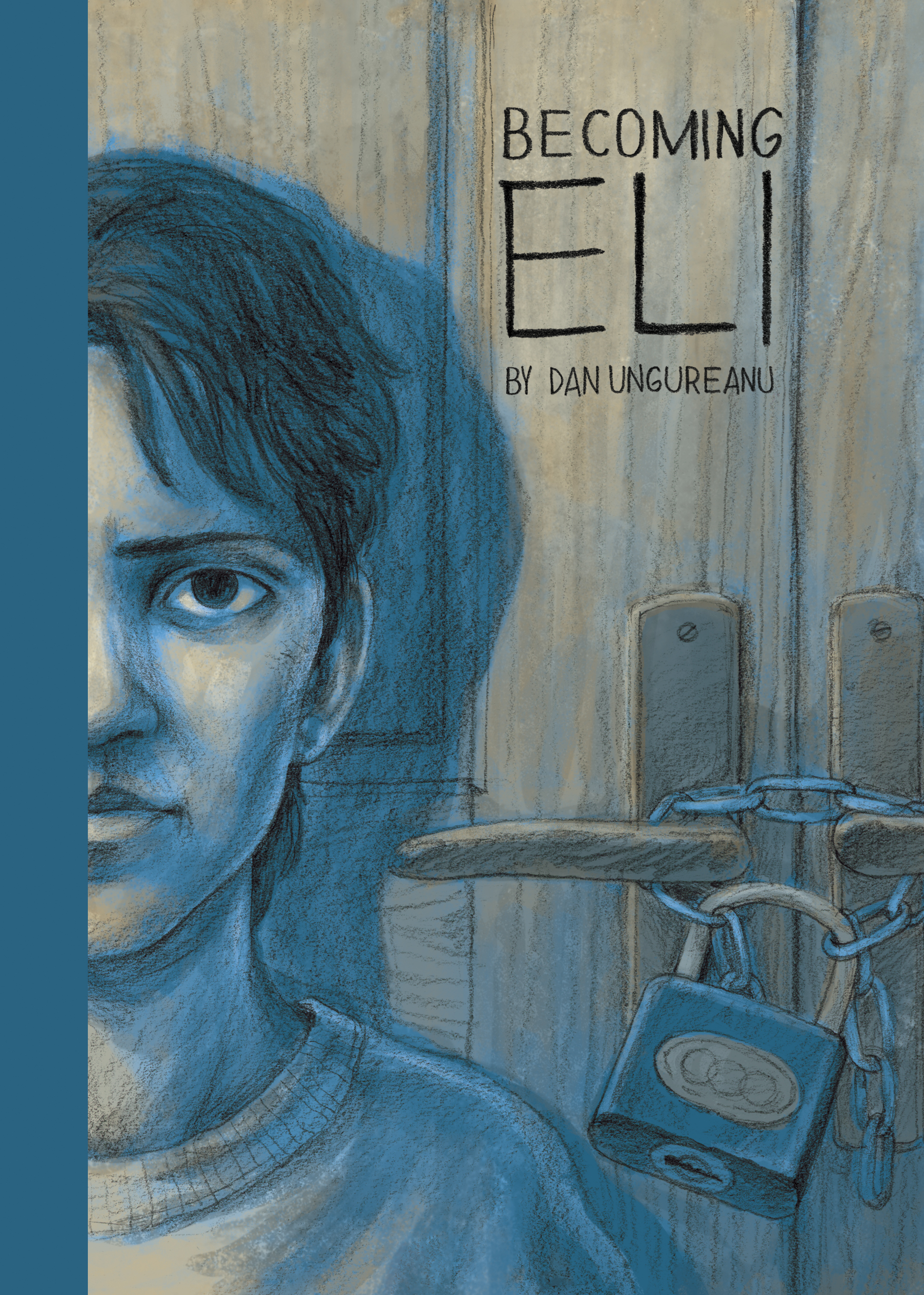 Becoming Eli Book Cover
