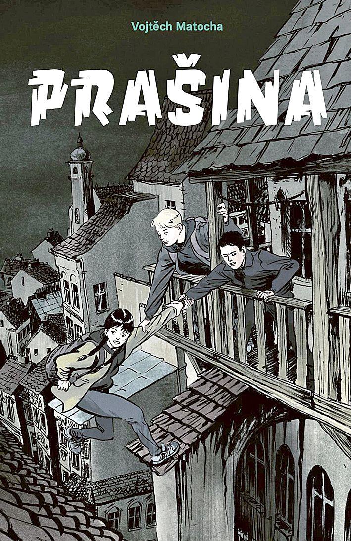 Prašina Book Cover