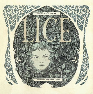 Lice (Gesichter) Book Cover