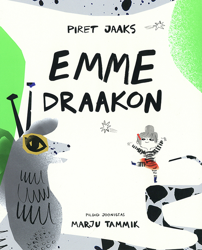 Emme draakon (Mamas Drache) Book Cover