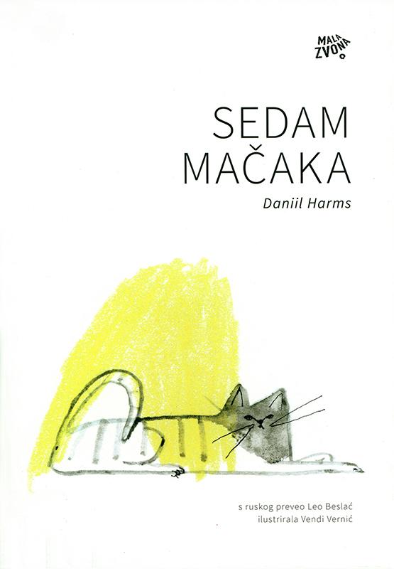 Sedam mačaka (Sieben Katzen) Book Cover