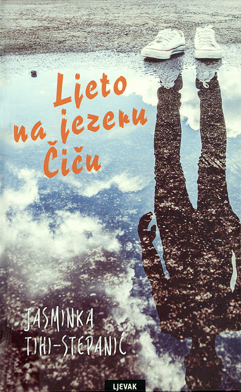 Ljeto na jezeru Čiču (Der Sommer am Čiče-See) Book Cover