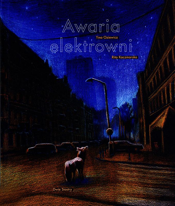 Awaria elektrowni (Stromausfall) Book Cover
