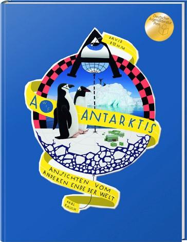 A wie Antarktis Book Cover